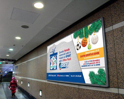 Dinamica Metro Isef Torino