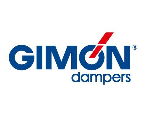 Gimon Dampers logo