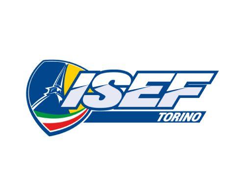 Isef Torino centro sportivo logo