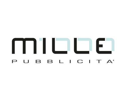 Mille Pubblicità logo