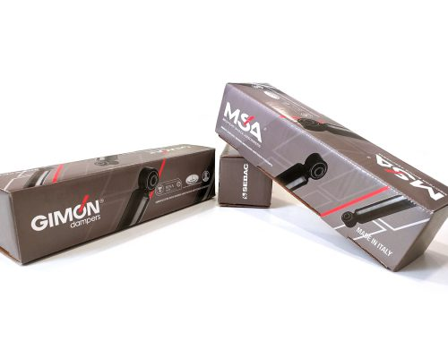 Packaging MSA - Mediterr Shock Absorber