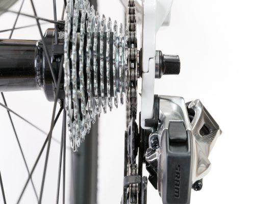fotografia bici montante