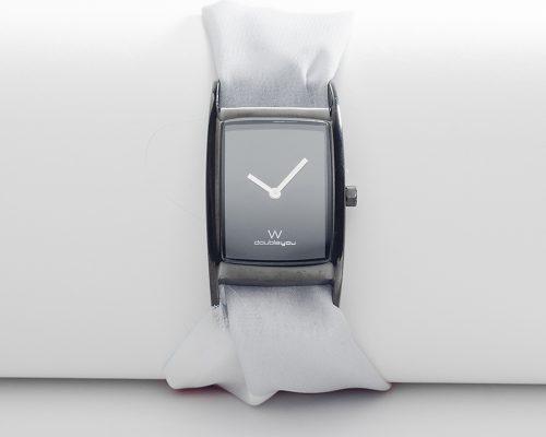 fotografia orologio polso doubleyou watch