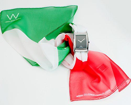 fotografia orologio doubleyou watch
