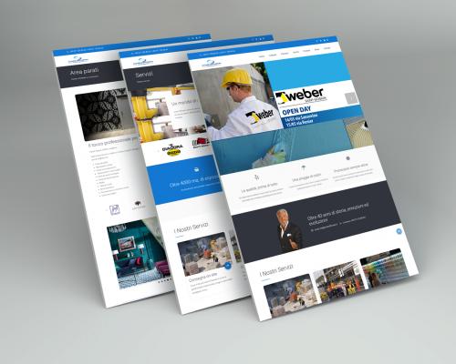 Cover diffusion sito web