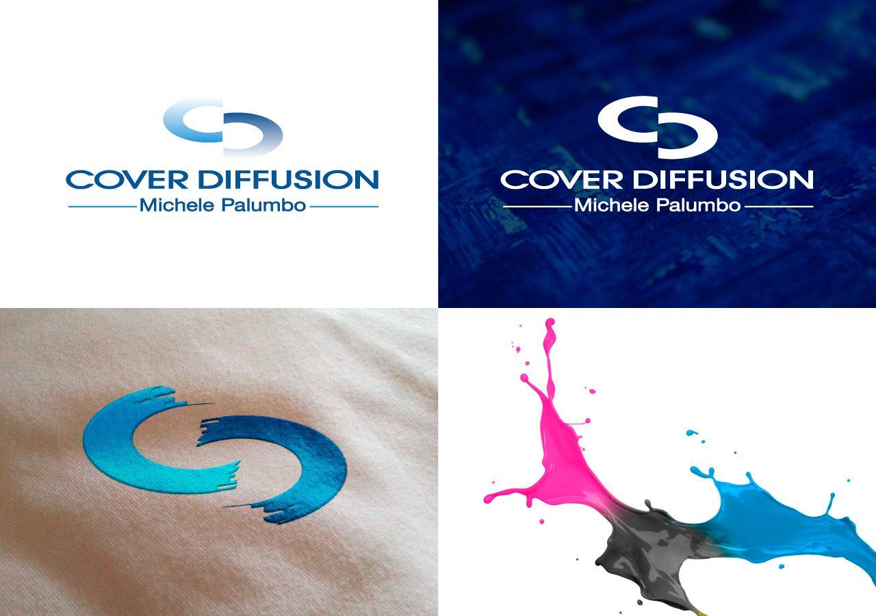 cover diffusion logo studio