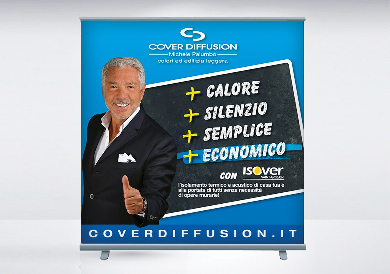 cover diffusion isover insulsafe campagna