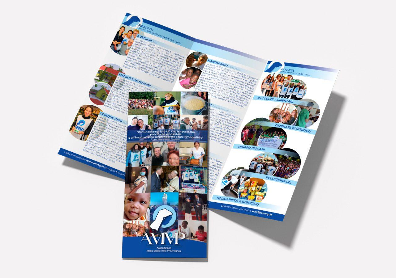 Brochure istituzionale AMMP